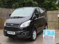 Ford Transit Custom 310 Limited Lr P/V Panel Van 2.2 Manual Diesel