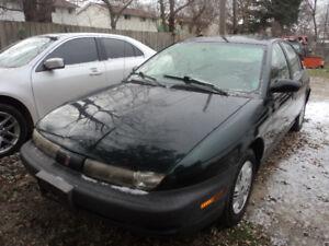 1997 Saturn sedan