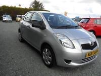 2007 Toyota Yaris ION L 5d Hatchback Silver