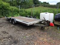 Brian James A max car trailer