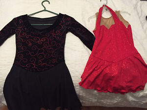 Figure Skating Bundle: 2 dresses in great condition