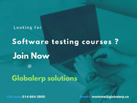 Software Testing/QA Training and Placements in Montreal
