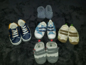 BABY BOY shoes size 1