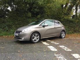 2012 PEUGEOT 208 1.4 HDI ALLURE FULLY LOADED FREE ROAD TAX OUTSTANDING CONDITION