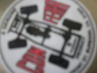 FRONT SPRING  SHACKLES; CJ & YJ  = CON-FERR Sudbury Ontario Preview