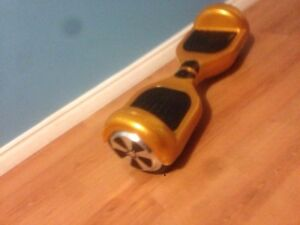 Gold hoverboard  London Ontario image 4