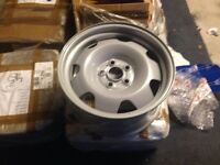 VW. T5 banded 17in steels. NEW