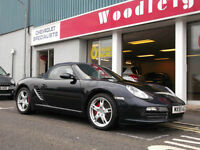 05/55 PORSCHE BOXSTER 3.2 S CONVERTIBLE, FINANCE AVAILABLE