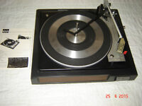 BSR Automatic/manual Turntable.