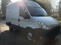 2012 facelift Iveco Daily S Class 2.3TD 35S11V SWB L WITH INTERNAL RACKING