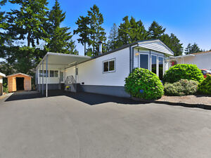 Well Maintained Mobile home in North Nanaimo