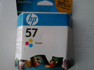 HP 57 Tri-color cartridge. New in box.