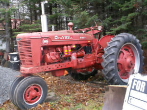Used Tractor Sale