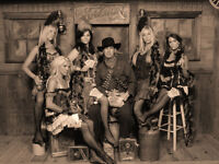 Female Volunteer Assistant Photographer For Old West Photo Shoot
