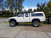 2004 Toyota hilux extra cab Perth Perth City Area Preview
