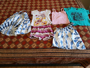 Girks size 2T summer clothes