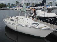 CS22 Cruiser Sailboat