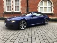 STUNNING 2005 BMW M6 ..ONLY 65000 MILES..FULL BMW SERVICE HISTORY