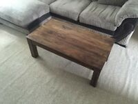 Coffee Table - Mango Wood