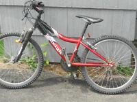 Raleigh MatterHorn bike Good condition 21 gears