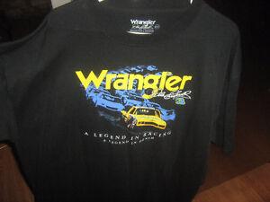NEW Dale Earnhardt Sr. Wrangler Clothing Regina Regina Area image 2