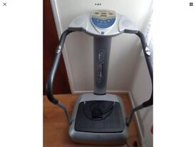 Flabalos vibration power plate / massage machine