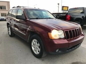 2008 Jeep Grand Cherokee Laredo AWD Diesel, FINANCEMENT MAISON