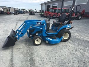 Tractor PACKAGE DEAL   LS MT 125