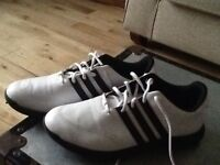 Adidas golf shoes 81/2