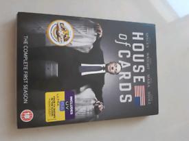 DVD - Complete season 1