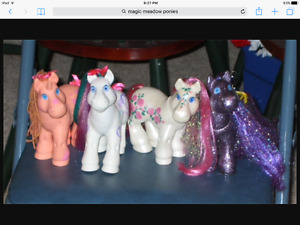 Magic Meadow Ponies