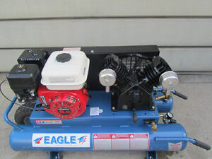 brand new Eagle brand air compressor