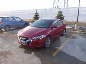 Hyundai Elantra GL - Lease Takeover –15 months/26,650km remain