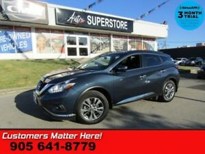 2015 Nissan Murano SV  AWD NAV ROOF CAM PWR GATE HS