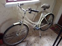 Modern Bicycle for sale.