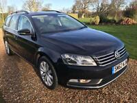 2013 62 VOLKSWAGEN PASSAT 1.6 HIGHLINE TDI BLUEMOTION TECHNOLOGY 5D 104 BHP DIES