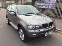 BMW X5, 2006, 3.0 Diesel, Automatic, Excelent Condition