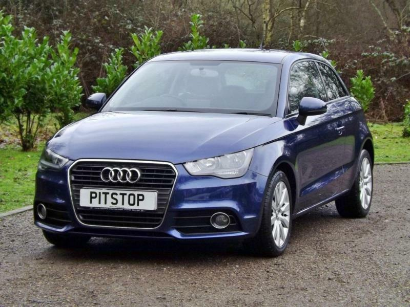 audi a1 1 6 tdi sport 3dr diesel manual 2012 12 in horley surrey gumtree. Black Bedroom Furniture Sets. Home Design Ideas