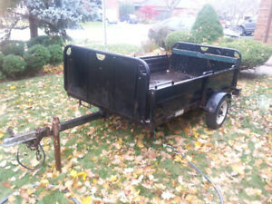 Utility Trailer 4' x 8' for sale