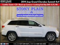 2014 Jeep Grand Cherokee Summit - Leather, Back-up Cam, 5.7L V8 Edmonton Edmonton Area Preview