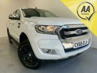 2018 Ford Ranger Limited 2.2 Pick-Up Auto 4wd Diesel 1 Owner Double Cab Pick-up