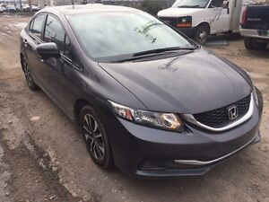 2013 Honda Civic ex plus tech