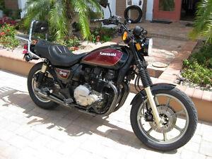 Kawasaki KZ 1100 Spectre LTD seat and tank