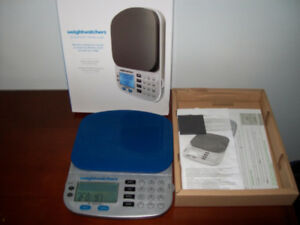 Weightwatchers smartpoints kitchen scale  food