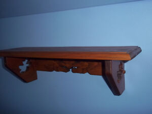 Hand Crafted Baby Shelf Windsor Region Ontario image 1