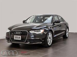 2014 Audi A6 2.0 8sp Tiptronic Progressiv