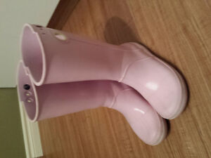 Womens size 7 Croc rubber boots