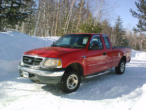 2000 Ford F-150 xlt Camionnette 4x4