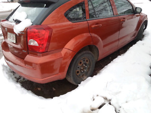 PARTING OUT 2009 DODGE CALIBER