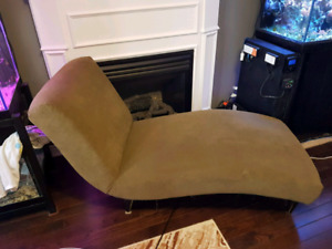Light brown Chaise